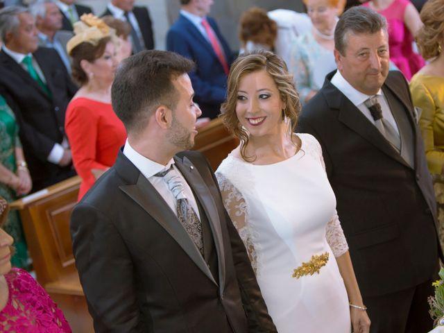 La boda de Manuel y Mª Carmen en Aceuchal, Badajoz 10