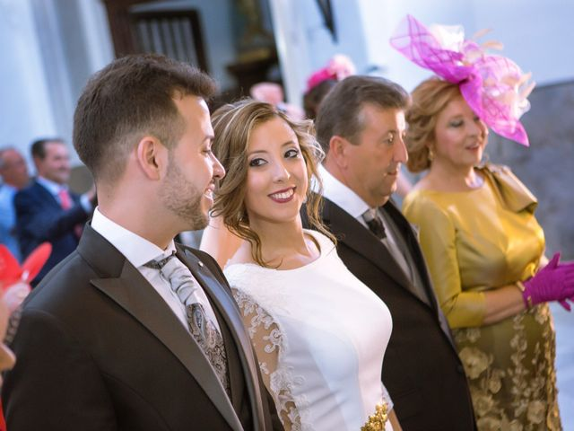 La boda de Manuel y Mª Carmen en Aceuchal, Badajoz 11