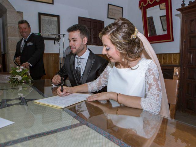 La boda de Manuel y Mª Carmen en Aceuchal, Badajoz 12