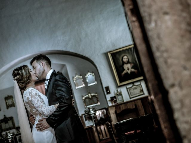 La boda de Manuel y Mª Carmen en Aceuchal, Badajoz 14