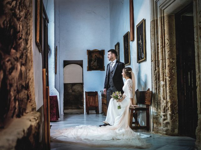 La boda de Manuel y Mª Carmen en Aceuchal, Badajoz 15