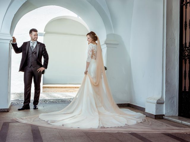 La boda de Manuel y Mª Carmen en Aceuchal, Badajoz 17