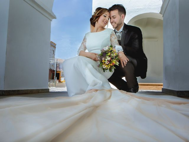 La boda de Manuel y Mª Carmen en Aceuchal, Badajoz 18