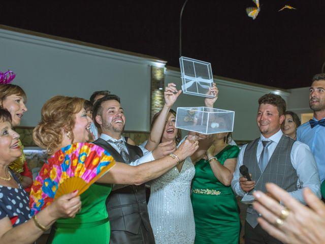 La boda de Manuel y Mª Carmen en Aceuchal, Badajoz 23