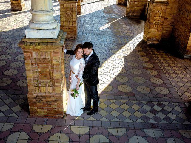 La boda de Manuel y Mª Carmen en Aceuchal, Badajoz 26