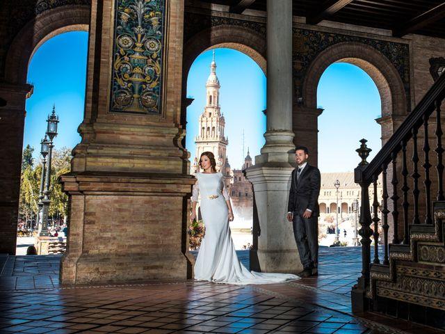 La boda de Manuel y Mª Carmen en Aceuchal, Badajoz 27