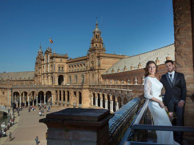 La boda de Manuel y Mª Carmen en Aceuchal, Badajoz 28