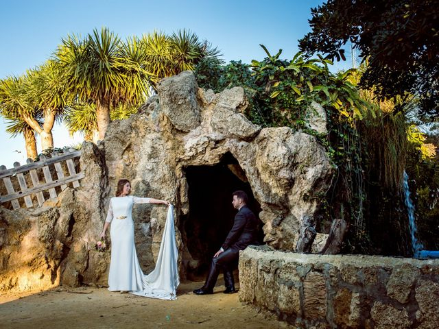 La boda de Manuel y Mª Carmen en Aceuchal, Badajoz 33