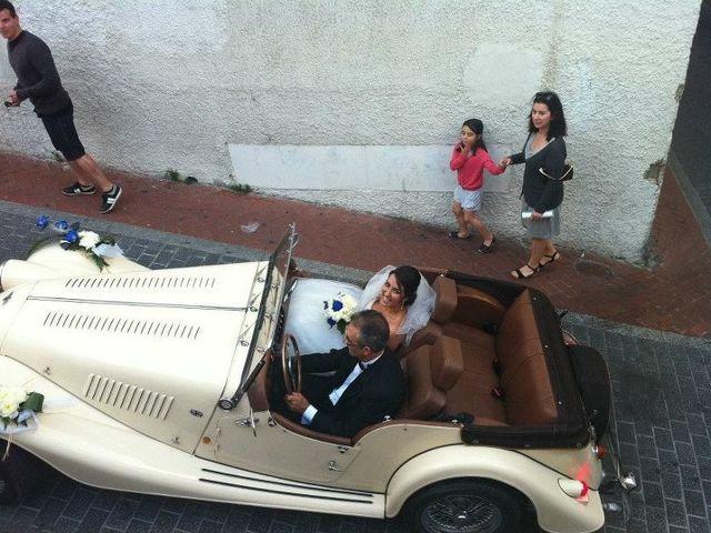 La boda de Mario y Blanca en Benidorm, Alicante 2