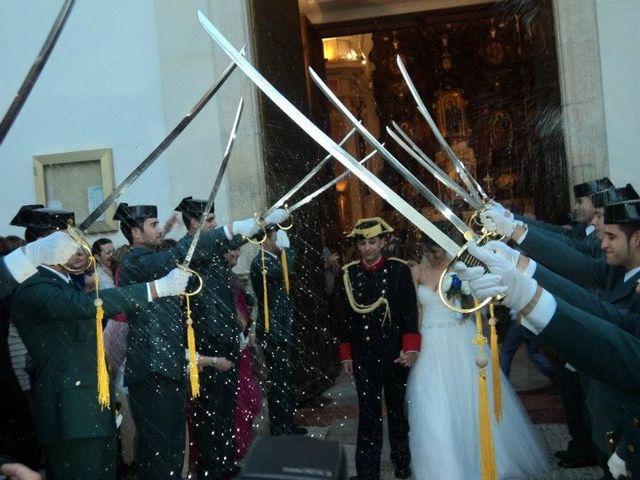 La boda de Mario y Blanca en Benidorm, Alicante 4