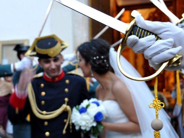 La boda de Mario y Blanca en Benidorm, Alicante 5