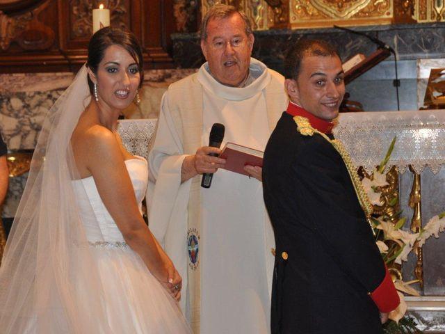 La boda de Mario y Blanca en Benidorm, Alicante 6