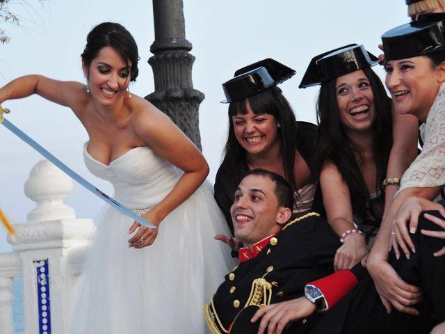 La boda de Mario y Blanca en Benidorm, Alicante 1