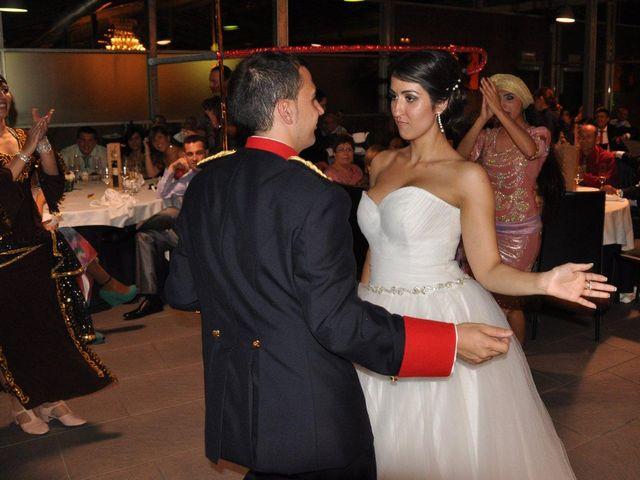 La boda de Mario y Blanca en Benidorm, Alicante 7