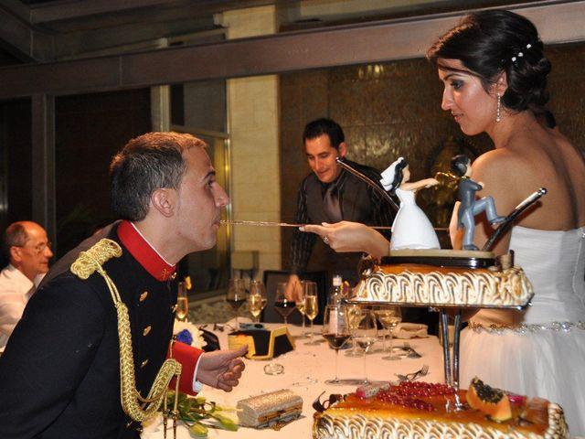 La boda de Mario y Blanca en Benidorm, Alicante 8