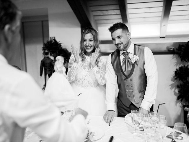 La boda de Miren y Txema