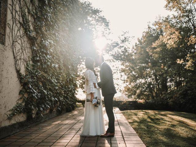 La boda de Szymon y Gemma en La Goleta (Villamayor), Asturias 1