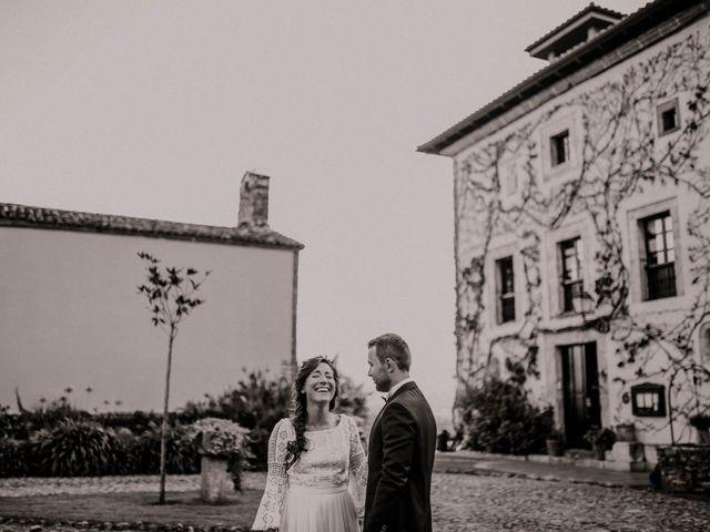 La boda de Szymon y Gemma en La Goleta (Villamayor), Asturias 38