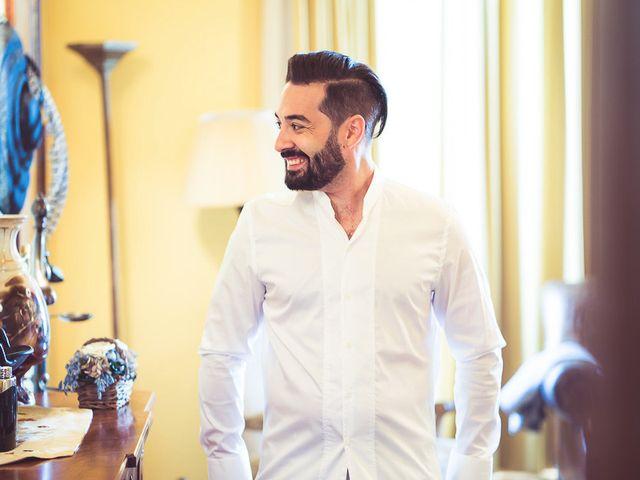 La boda de Elena y Abel en Madrid, Madrid 14