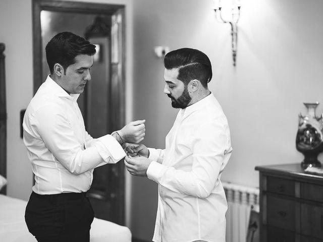 La boda de Elena y Abel en Madrid, Madrid 15