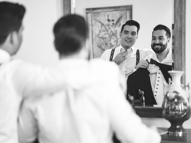 La boda de Elena y Abel en Madrid, Madrid 19
