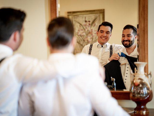 La boda de Elena y Abel en Madrid, Madrid 20