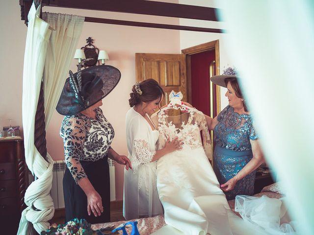 La boda de Elena y Abel en Madrid, Madrid 45