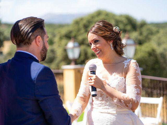 La boda de Elena y Abel en Madrid, Madrid 54