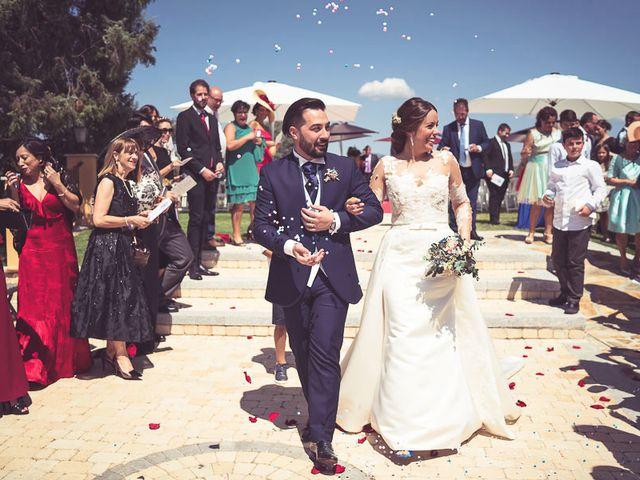 La boda de Elena y Abel en Madrid, Madrid 56