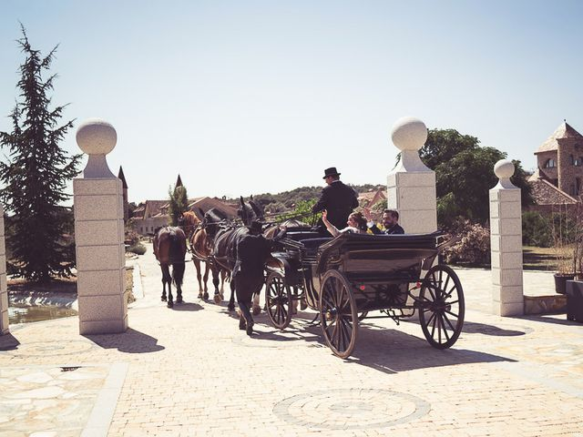 La boda de Elena y Abel en Madrid, Madrid 57