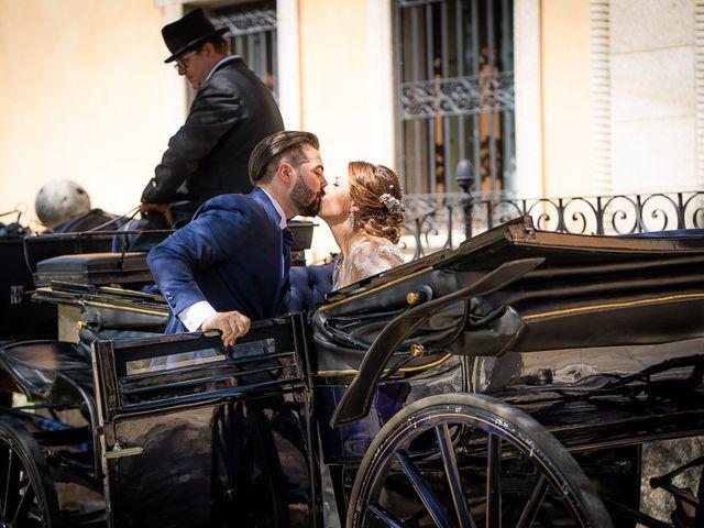 La boda de Elena y Abel en Madrid, Madrid 58