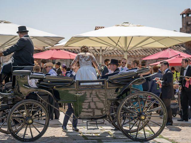 La boda de Elena y Abel en Madrid, Madrid 63