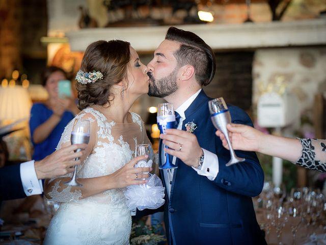 La boda de Elena y Abel en Madrid, Madrid 69