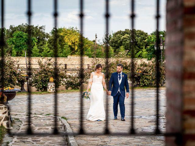 La boda de Elena y Abel en Madrid, Madrid 79