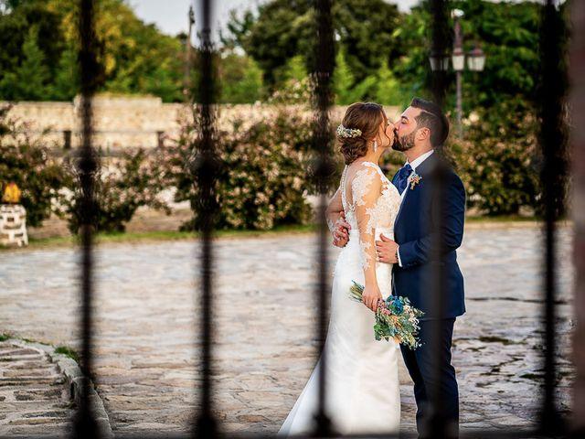 La boda de Elena y Abel en Madrid, Madrid 80