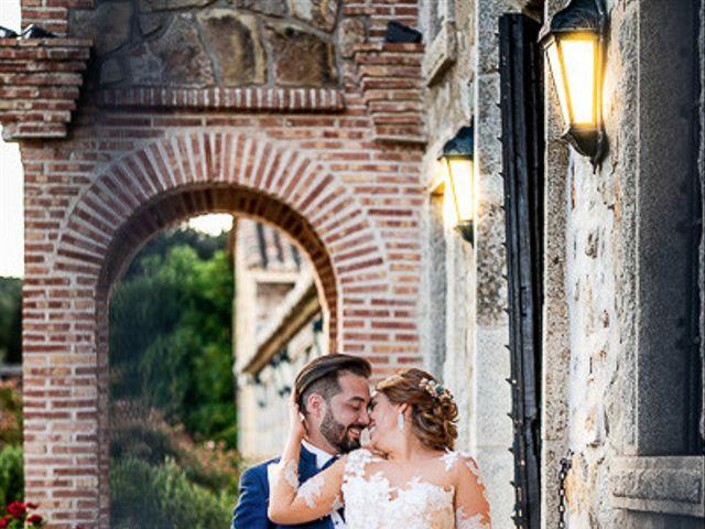 La boda de Elena y Abel en Madrid, Madrid 83