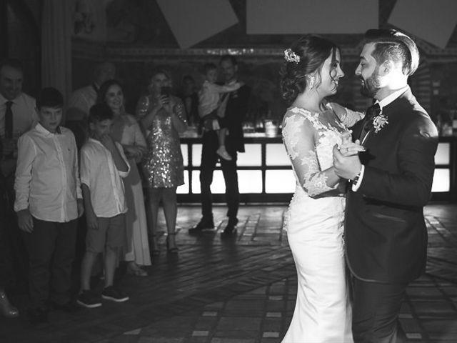 La boda de Elena y Abel en Madrid, Madrid 99