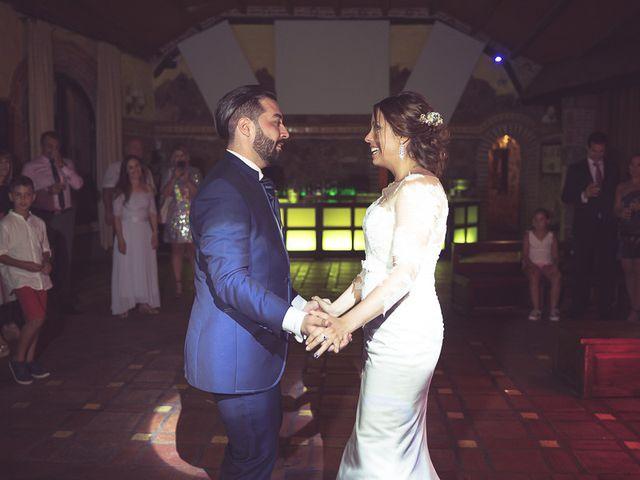 La boda de Elena y Abel en Madrid, Madrid 100