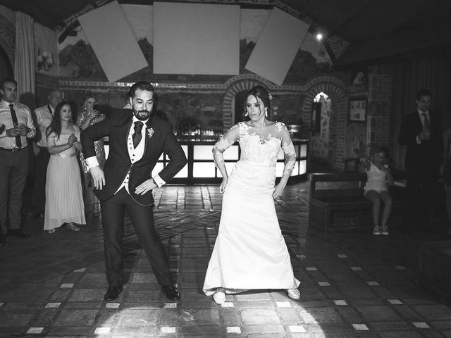 La boda de Elena y Abel en Madrid, Madrid 101