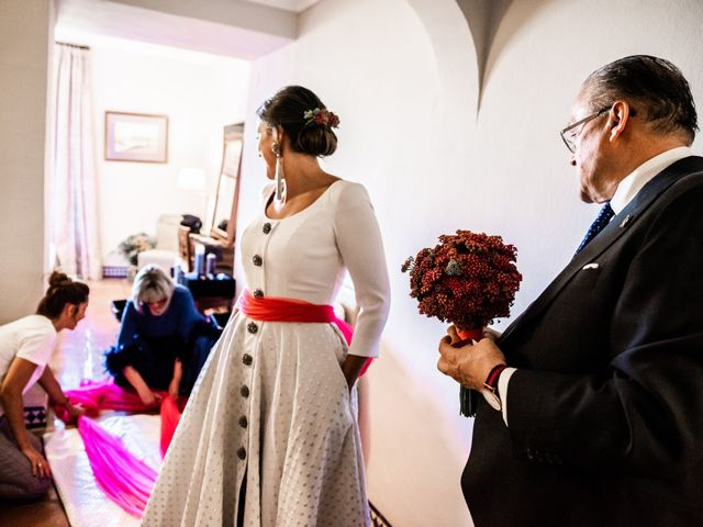 La boda de Mario y Inma en Carmona, Sevilla 27