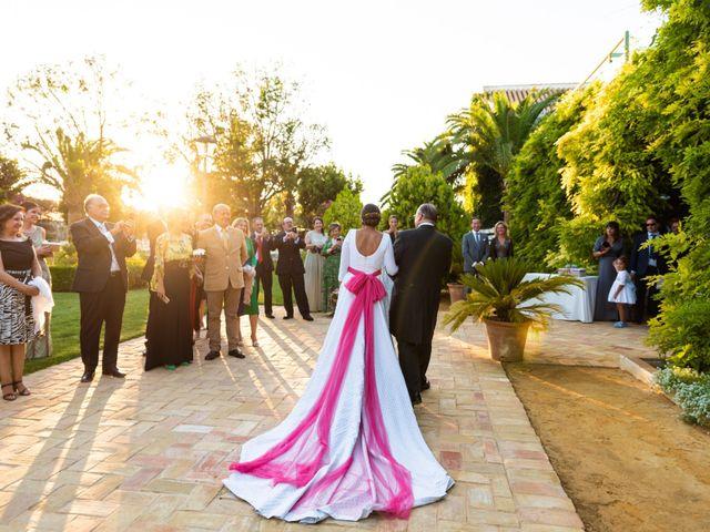 La boda de Mario y Inma en Carmona, Sevilla 34
