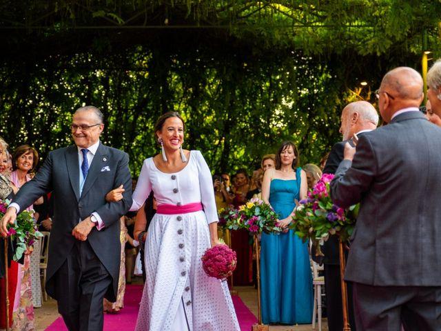 La boda de Mario y Inma en Carmona, Sevilla 35