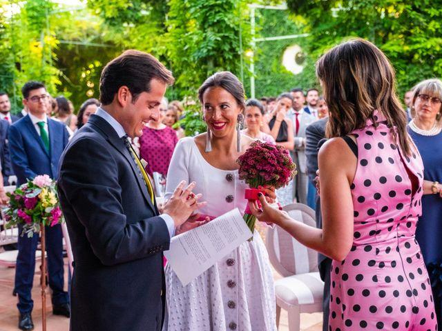 La boda de Mario y Inma en Carmona, Sevilla 36