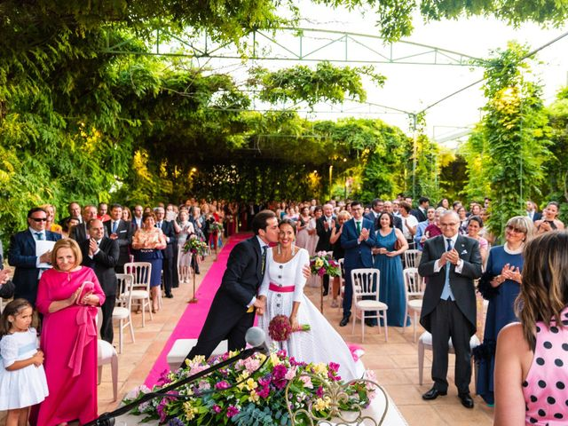 La boda de Mario y Inma en Carmona, Sevilla 38