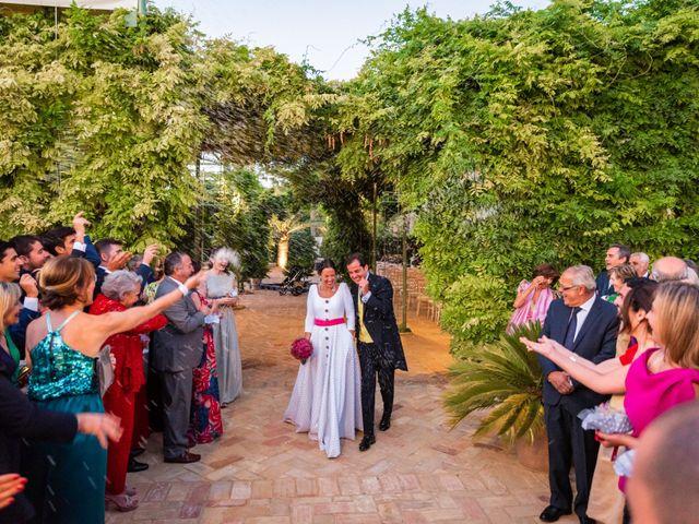 La boda de Mario y Inma en Carmona, Sevilla 39