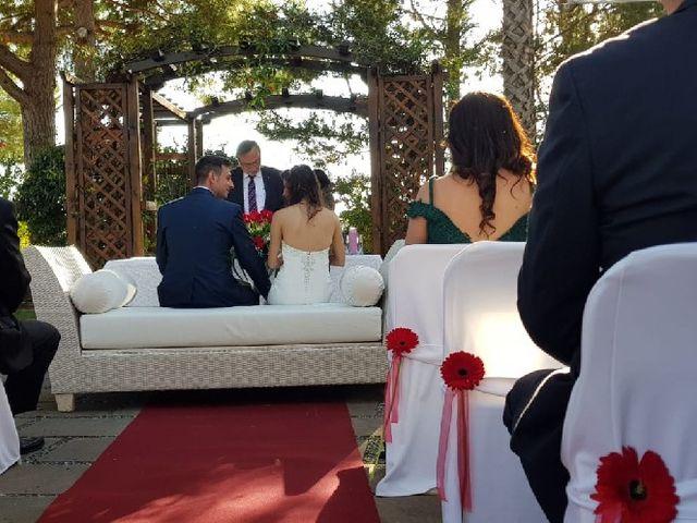 La boda de Xavi y Marina en Sant Vicenç De Montalt, Barcelona 1