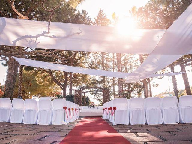 La boda de Xavi y Marina en Sant Vicenç De Montalt, Barcelona 3