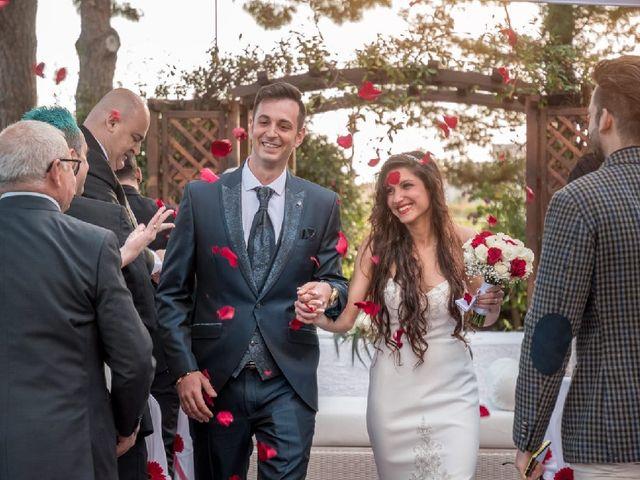 La boda de Xavi y Marina en Sant Vicenç De Montalt, Barcelona 4