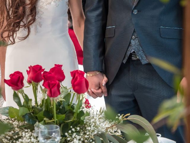 La boda de Xavi y Marina en Sant Vicenç De Montalt, Barcelona 5