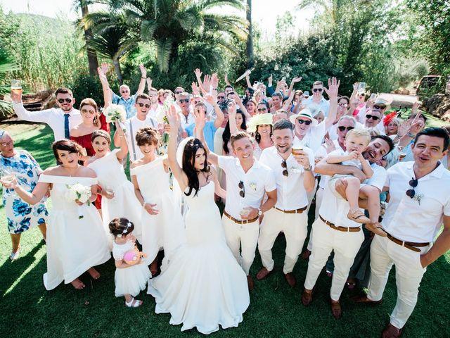 La boda de Kyle y Cara en Eivissa, Islas Baleares 18